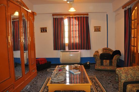 Chambre Toutankhamon avec son lit King size