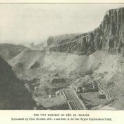 Le site en 1903
