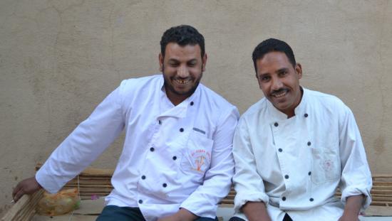 Les cuisiniers