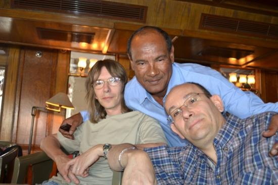Fifi, Rajab et Pascal