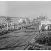 Le Old Winter Palace en 1936.