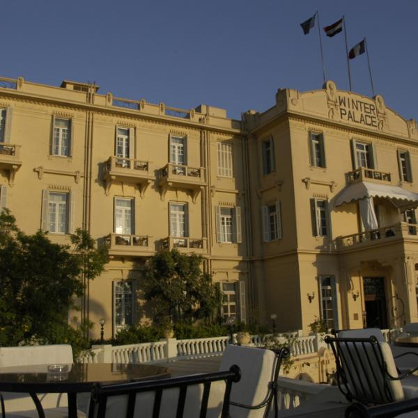 LE OLD WINTER PALACE