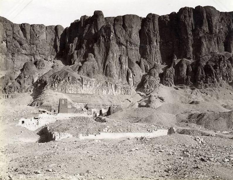 EGYPT PAR J.P. SEBAH CIRCA 1885