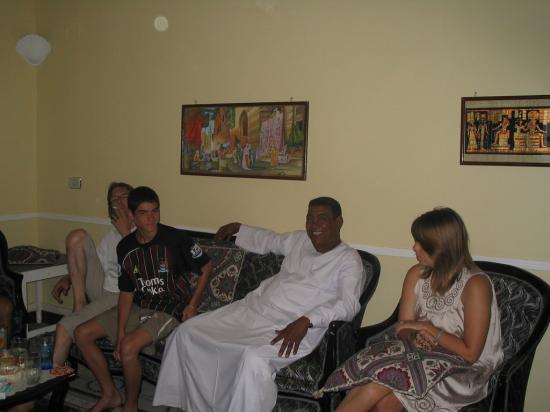 Chez Rajab - Août 2009