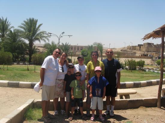 Abydos - Août 2008.
