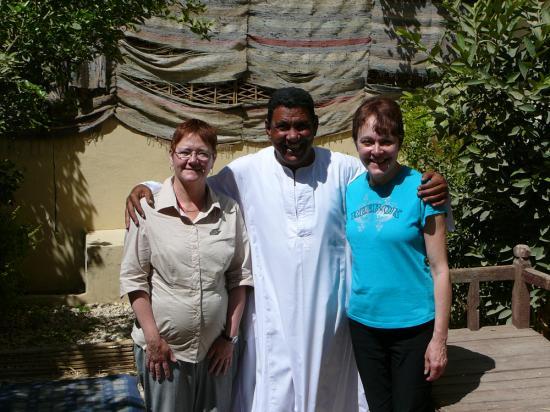 Mohamed en bonne compagnie ! Mars 2009
