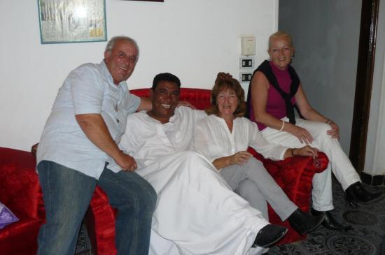 Photo envoyée par Nicole - Octobre 2010 - Nicole,Any,Gérard et Monique,Bernard et Martine.