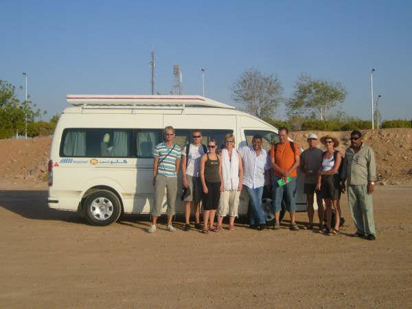 Photo de Pauline - Excursion Abou Simbel - Juillet 2008