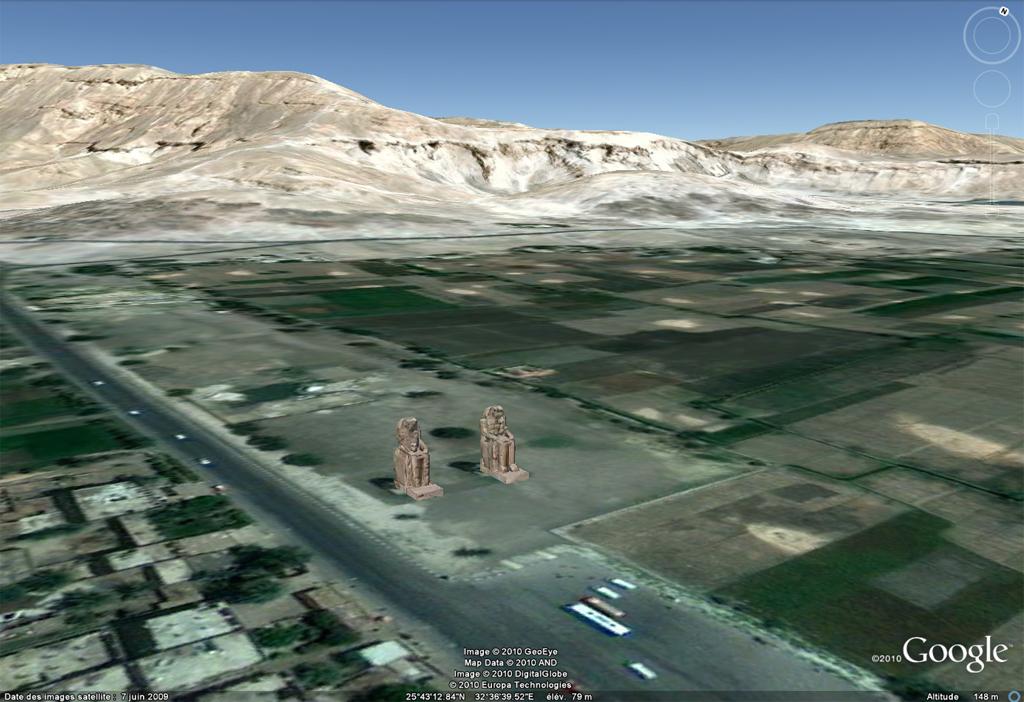 Photo Google earth - 2010