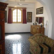 Magnifique salon du 1er étage.