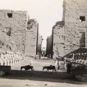Karnak - Entrée Amon - Photo envoyée par Marie Grillot