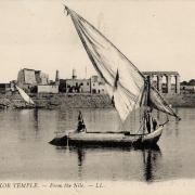Vue rive Est - Photo envoyée Marie Grillot