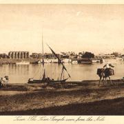 Vue rive Est - Photo envoyée par Marie Grillot