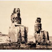 Francis Frith 1856-1859 - Colosses de Memnon.