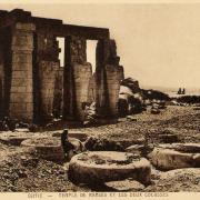 Le Ramesseum - Photo envoyée Marie Grillot