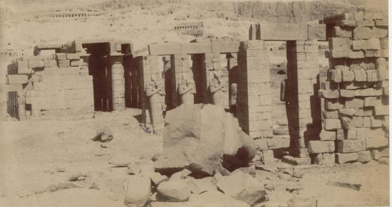 Le Ramesseum-Zangaki