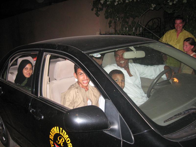 La famille de Momo - Aout 2008