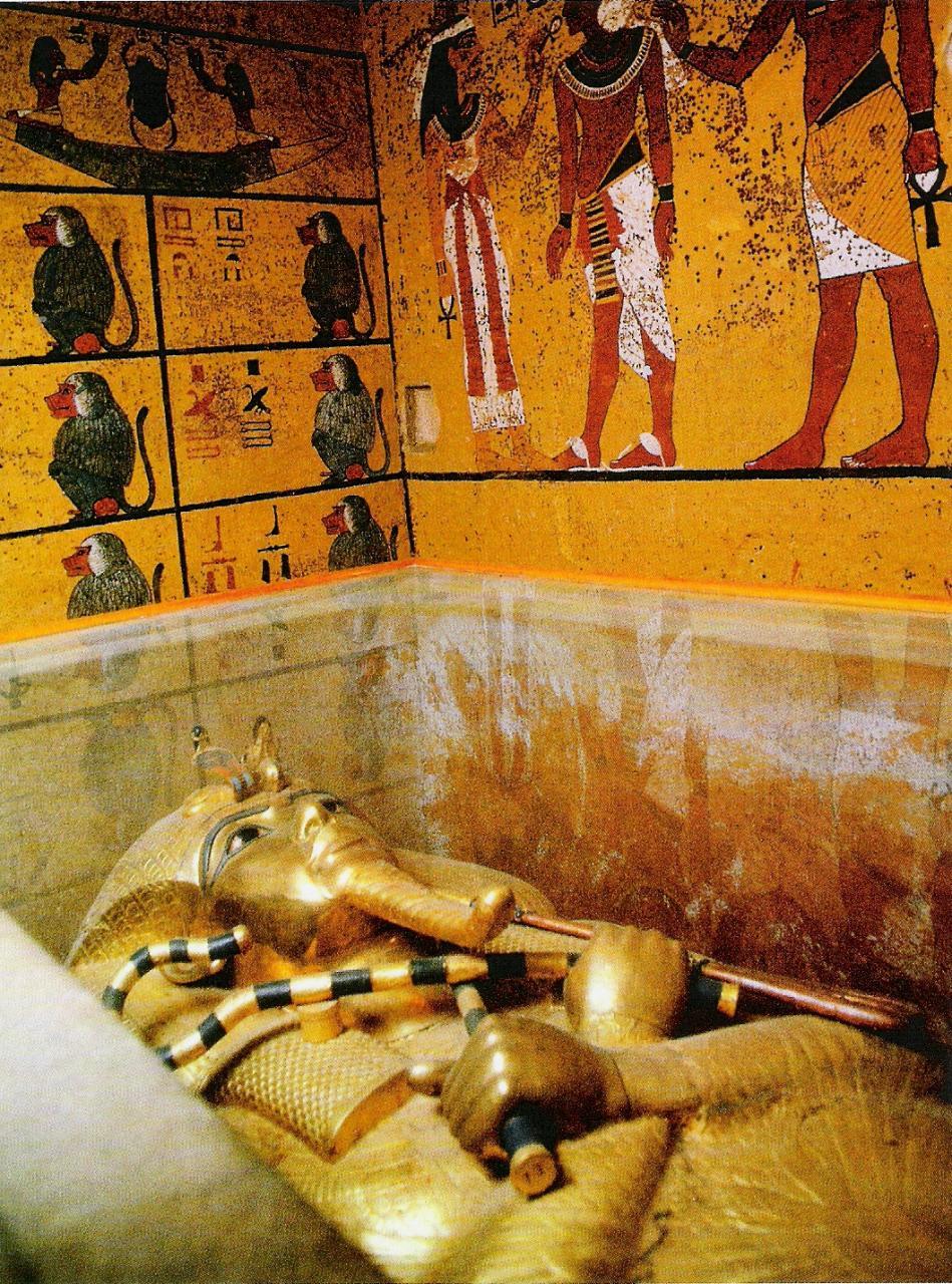 Tombe de Toutankhamon - KV62