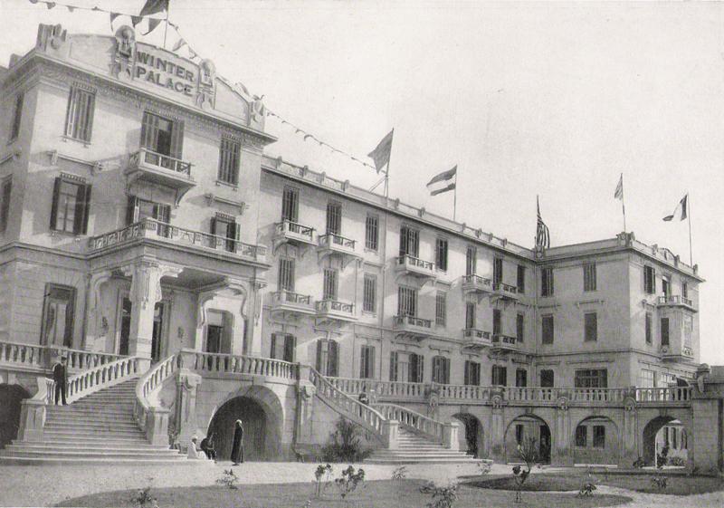 Le Winter Palace de Louxor