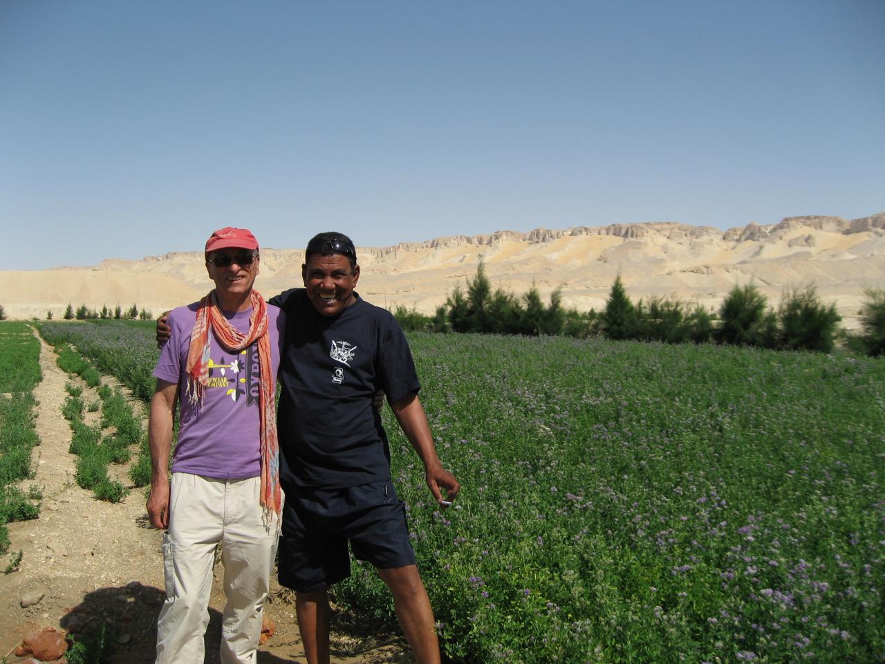 Christian et Mohamed- Mai 2013