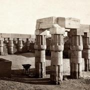 Luxor Court of Amenhotep III