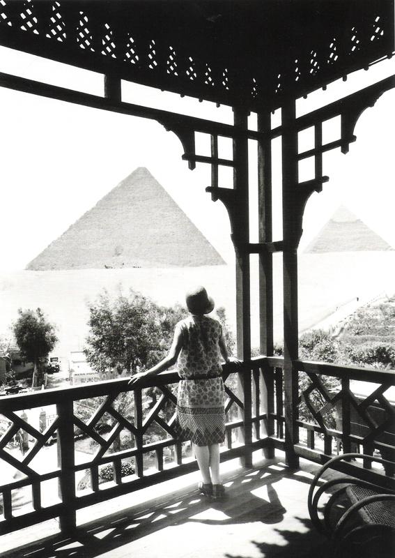 L'hôtel Oberoi Mena House - Le Caire