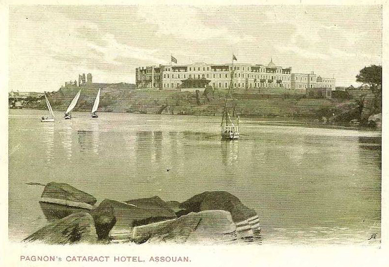 Le Old Cataracte - Assouan