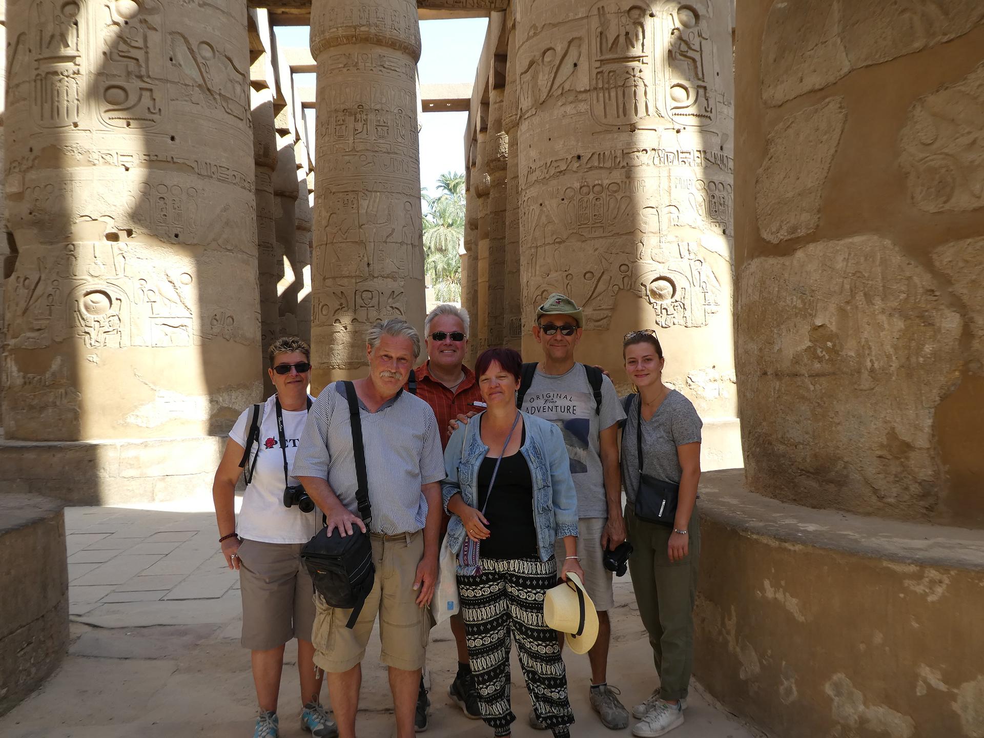 Karnak novembre 2018