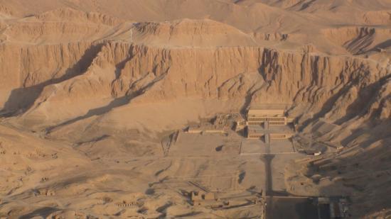 Le temple de Deir el Bahari