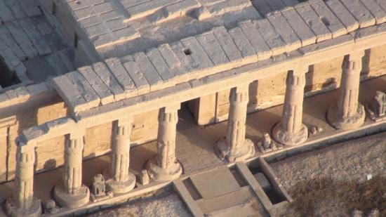 Le temple de Séti 1er