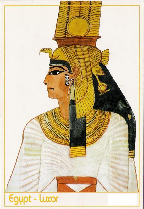 Nefertari, la plus belle des plus belles