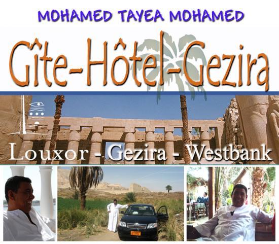 Gite Hôtel Gezira