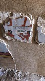 Iconographie de la tombe