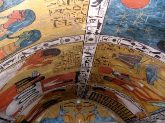 Tombe de Sennedjem