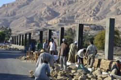 Le mur - Décembre 2014