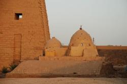 La mosquée de Karnak - Photo Marie Grillot.