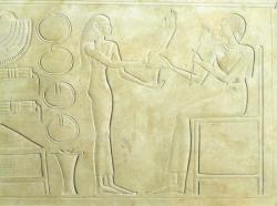 Sarcophage de Kaouit - 2030 av.J.-C. - musée du Caire