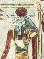 Khnoum (tombeau de Ramsès III)