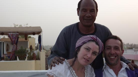 Ragab, Sonia et Malek