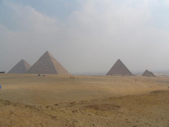 Pyramides de Khéops, Khéphren et Mykérinos