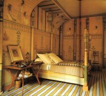 Magnifique chambre !! J'en rêve !!