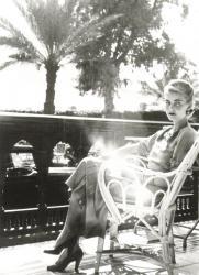 La riche héritière américaine des magasins Woolworth, Barbara Hutton,
