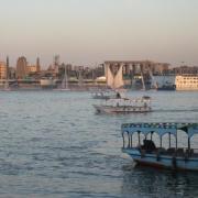Qui a dit à juste titre : L'égypte est un don du Nil.