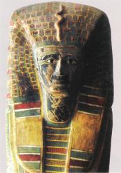 Sarcophhage du roi Sekhemrê Hérouhermaât - Musée du Louvre