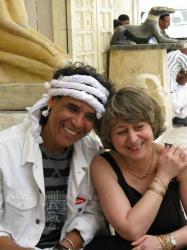 Zalat et Marie - Octobre 2008