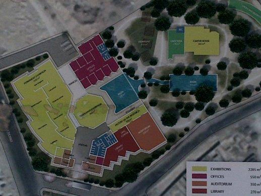 Le plan d'aménagement