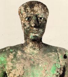 Statue en cuivre de Pépi I - Hiérakonpolis - musée du Caire.