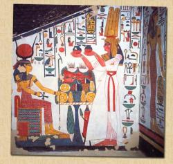 Tombe de Nefertari.