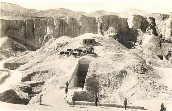 KV9 tombe de ramsès VI