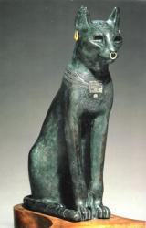 Bastet - 600avJ.-C. British Museum - London